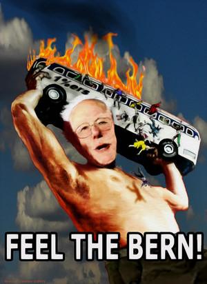 Bernie Bus