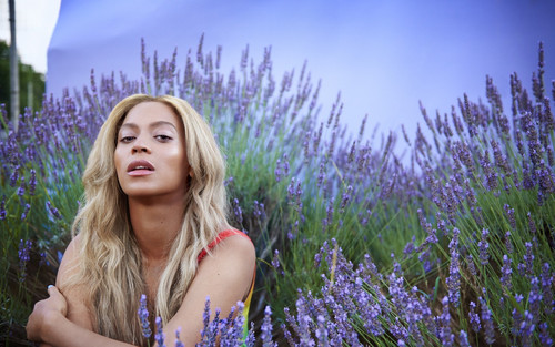 Beyonce پیپر وال with a grainfield, a banana, and cultivated چاول entitled Beyonce Beat magazine