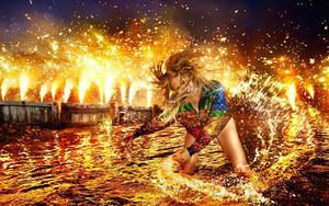 Beyonce Beat magazine