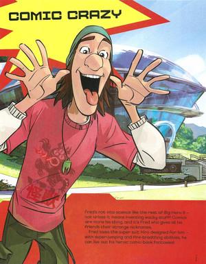 Big Hero 6 Heroic Poster Book