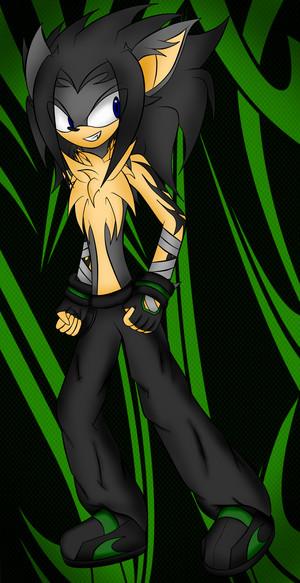 Blake The Hedgehog
