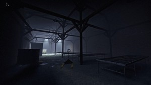 Blood Harvest - The Train Station
