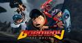 BoBoiBoy The Movie achtergrond