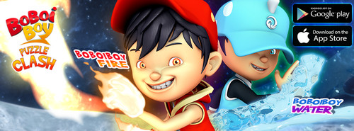 Boboiboy achtergrond probably containing anime entitled BoBoiBoy The Movie achtergrond boboiboy 38901322 960 506