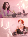 Bonnie and Damon  - the-vampire-diaries-tv-show fan art