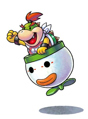 Bowser Jr.(Mario and Luigi: Paper Jam)