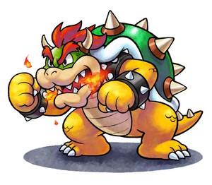 Bowser (Mario and Luigi: Paper Jam)