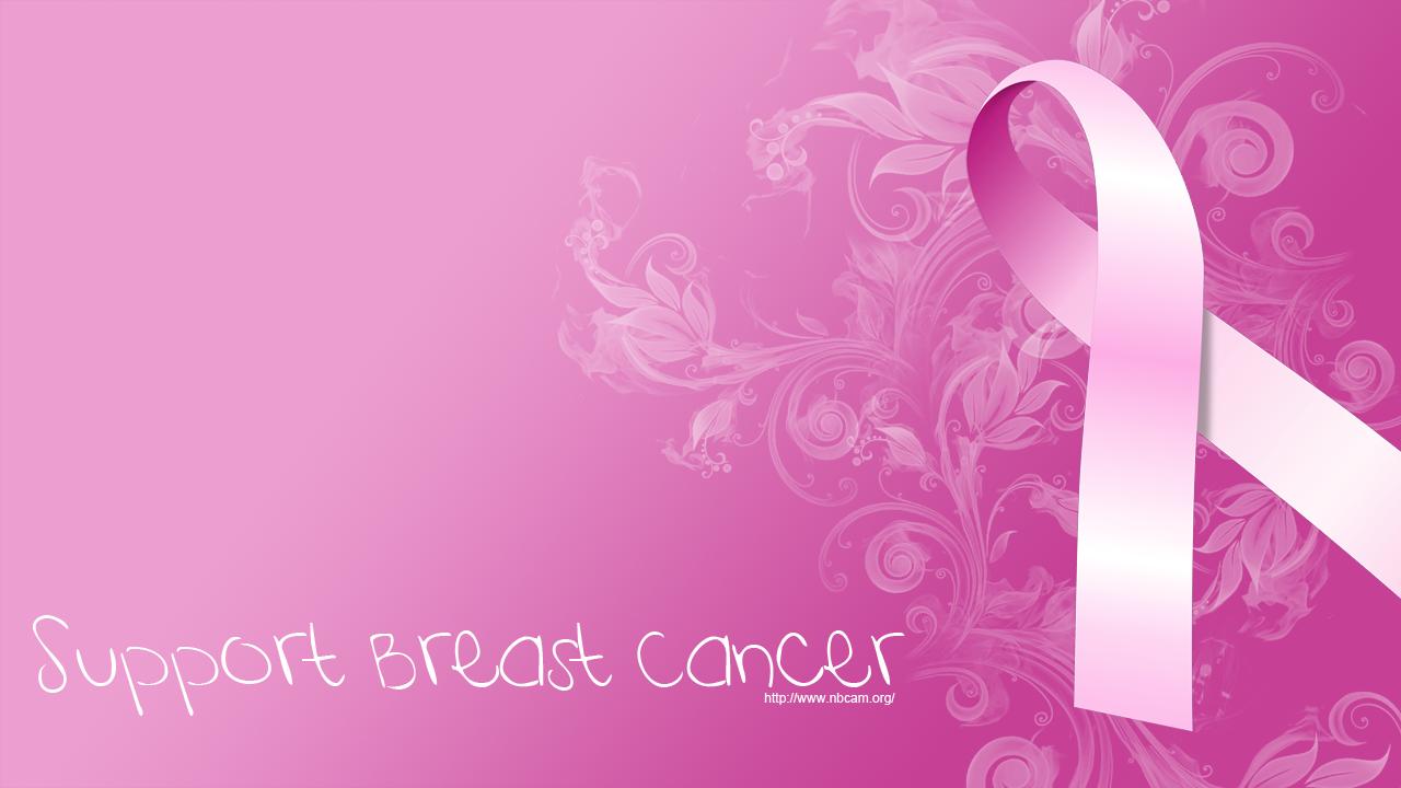 Breast Cancer karatasi la kupamba ukuta