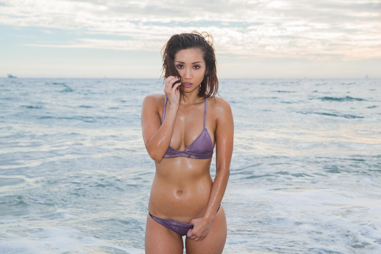 Brenda Song Bikini