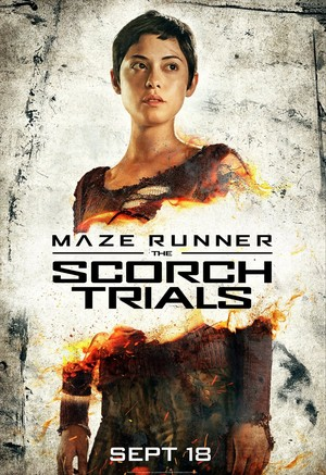 Brenda (Maze Runner - The Scorch Trials) poster