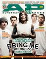 Bring Me The Horizon Cover at AP Magazine - bring-me-the-horizon photo