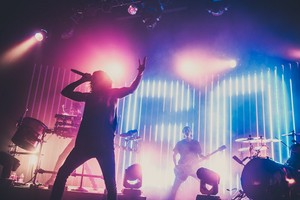 Bring Me The Horizon's konser at LA's El Rey Theatre