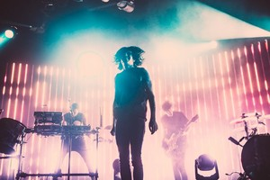 Bring Me The Horizon's концерт at LA's El Rey Theatre