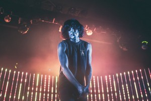 Bring Me The Horizon's コンサート at LA's El Rey Theatre