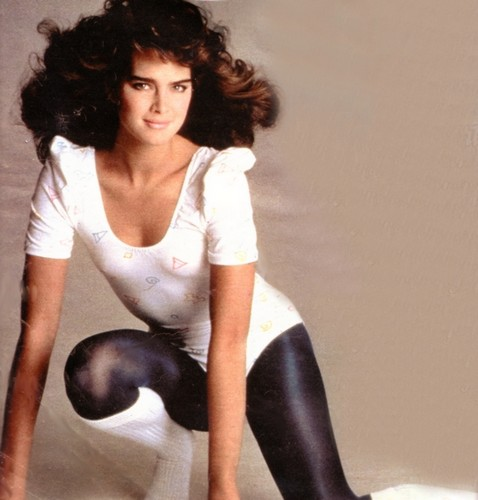 Brooke shields pantyhose pictures