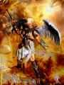 Calvin's Custom 1:6 one sixth scale original design Arnold as Archangel Michael  - arnold-schwarzenegger photo