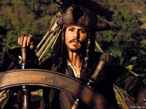 杰克·斯帕罗船长