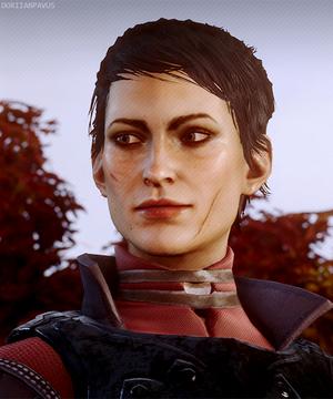 Cassandra | Dragon Age: Inquisition