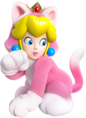 Cat Princess peach, pichi