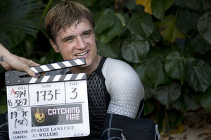 Catching Fire - Behind Scenes