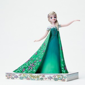 Celebration of Spring फ्रोज़न Fever Elsa Figurine