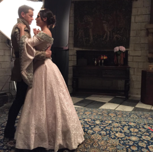 Charming and Regina