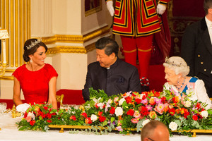 Chinese State Visit - State Banquet