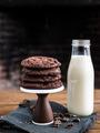Chocolate Cookies - chocolate photo
