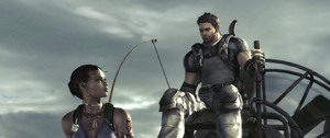 Chris and Sheva | Resident Evil 5