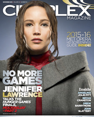 Cineplex Magazine Cover