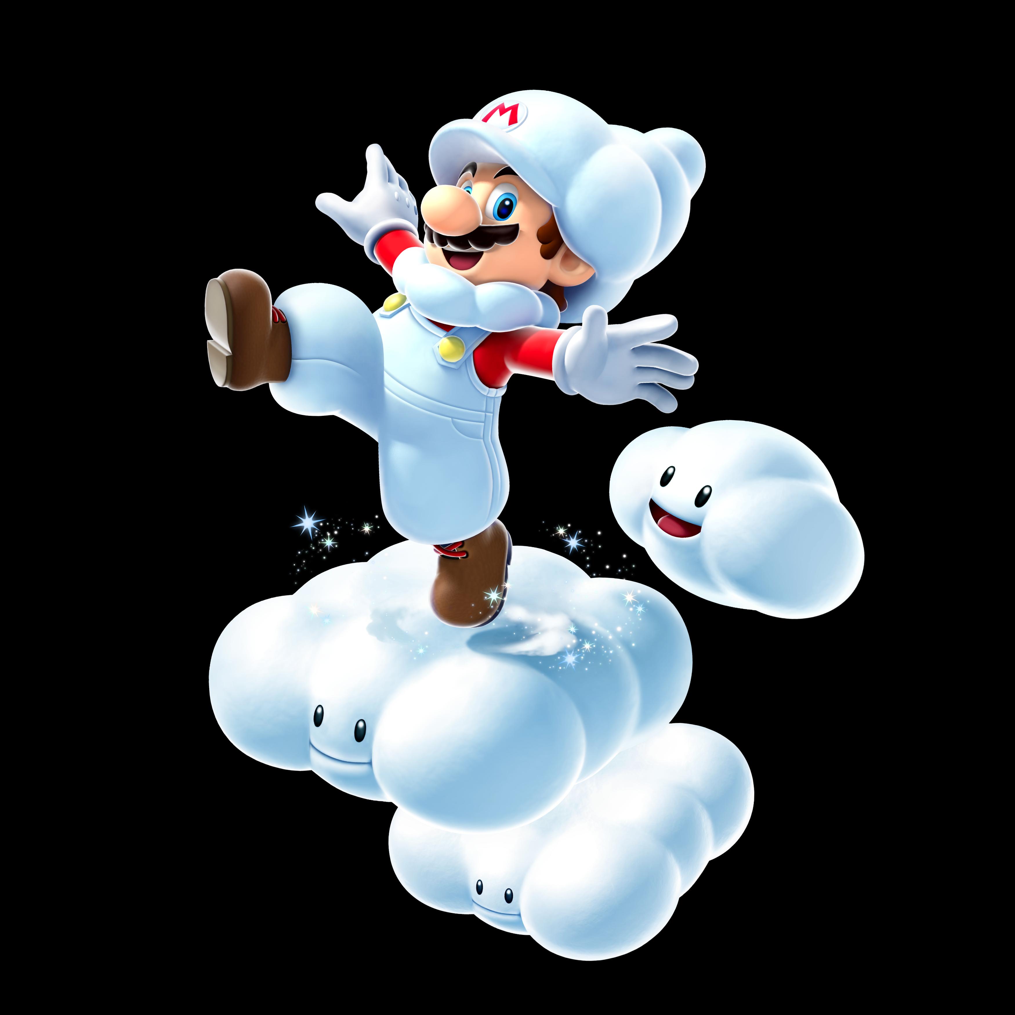 nuvem Mario
