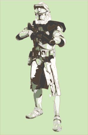 Commander Cody (mint chocolate chip version)