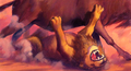 Concept of Mufasa - the-lion-king fan art