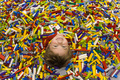 Covered in Legos! - lego photo