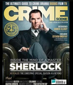 Crime Scene Magazine