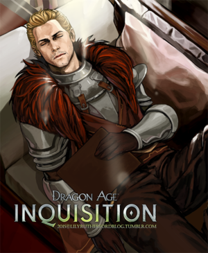 Cullen | Dragon Age: Inquisition