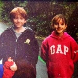 Cute Emma and Rupert