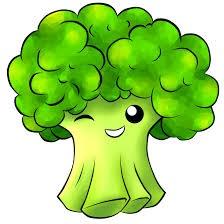 Cute brokuli