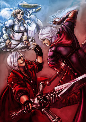 DMC 4 Battle