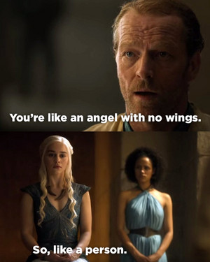 Dany/Jorah - Parks and Rec Style!