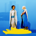 Missandei & Dany - game-of-thrones icon