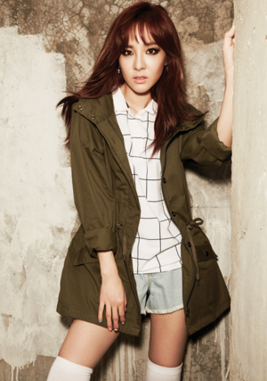 Dara Shows Different Sides Of Style Penshoppe