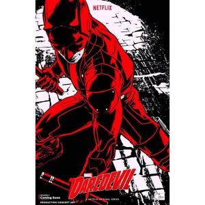 Daredevil - Season 2 - Concept Art