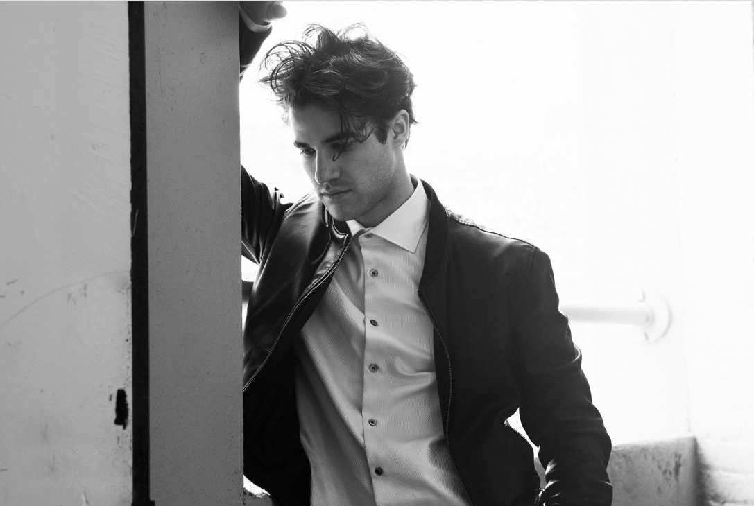 Darren Criss Photoshoot Tumblr
