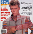 David on magazine covers