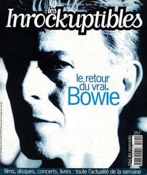 David on magazine covers