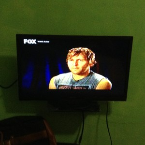 Dean Ambrose in WWE Raw in SummerSlam Reckoning