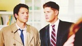 Dean and Castiel - supernatural photo