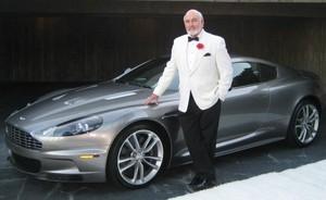 Dennis Keogh,James Bond impersonator-Look-alike