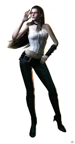 Devil May Cry 4 SE Trish